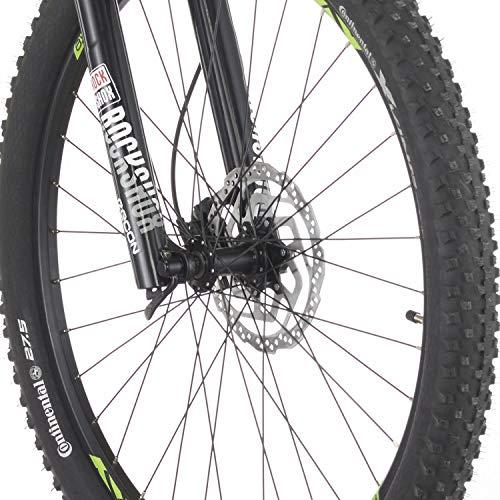 E-MTB FISCHER  MTB MONTIS 60i (2019) grün E-Mountainbike Bild 3*