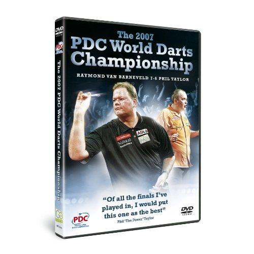 The 2007 PDC World Darts Championship Raymond Van Barneveld 7-6 Phil Taylor [DVD]