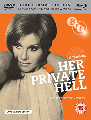 Her Private Hell (BFI Flipside) (DVD + Blu-ray) [UK Import]