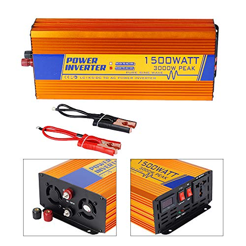 ECO-WORTHY 400W 24V Complete Solar Panel Kit with Battery and Inverter Off Grid Solar Power System Kit for Home House Shed Farm RV Boat, 24 Volt Battery