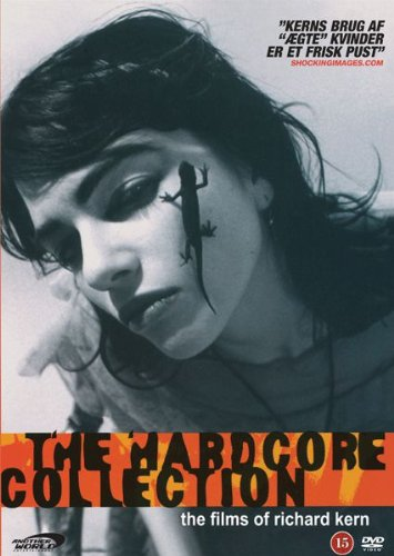 THE HARDCORE COLLECTION films of richard kern