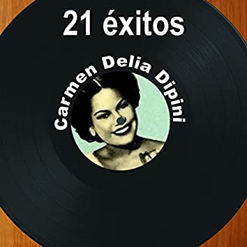 21 Éxitos: Carmen Delia Dipiní