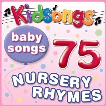 Baby Songs - 75 Nursery Rhymes