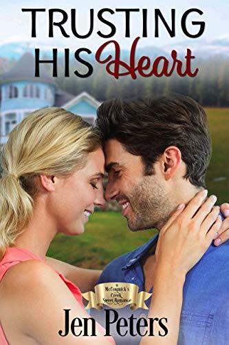 Trusting His Heart by Jen Peters ebook deal