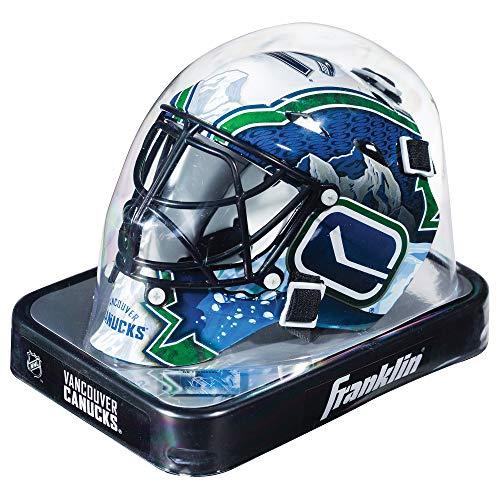 Franklin Sports, Casco da Portiere della NHL League in Miniatura, 7784F05, Royal