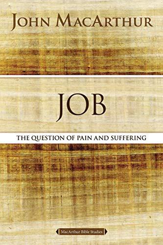 Job (MacArthur Bible Studies)