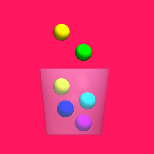 100 boules de bonbons 3D - Sweet Candy Mania with Blast Jelly Blitz