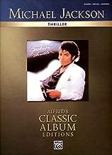 Michael Jackson - Thriller (Alfred's Classic Album Editions)