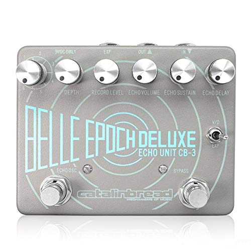 Catalinbread/Belle Epoch Deluxe カタリンブレッド ディレイ