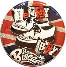 The Biscats ラバーバンド&カンバッジ<TeddyBoy>