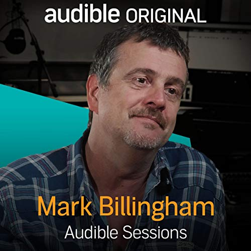 FREE: Audible Sessions with Mark Billingham cover art