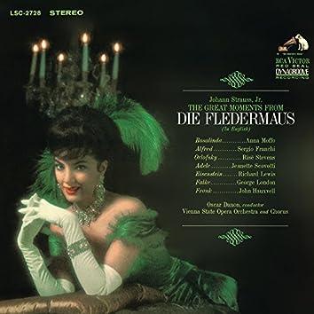 The Great Moments of Die Fledermaus