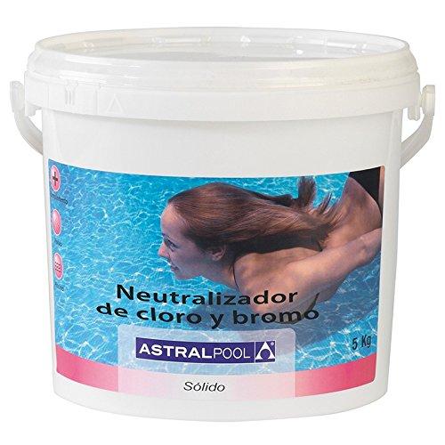 Astralpool Cl-BR Neutralizador Cloro-Bromo en Grano, Blanco, 6 kg