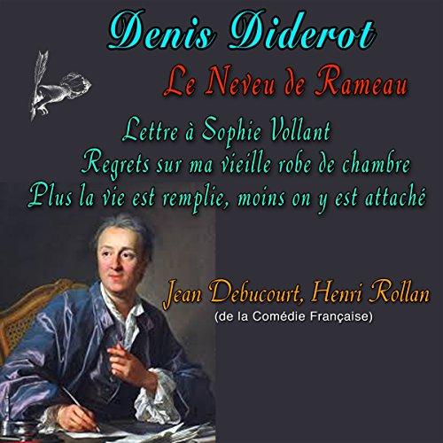 Couverture de Le Neveu de Rameau ou La Satire seconde