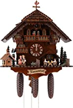 "20"" 8-Day Movement Cuckoo Clock with Two Different Animations"