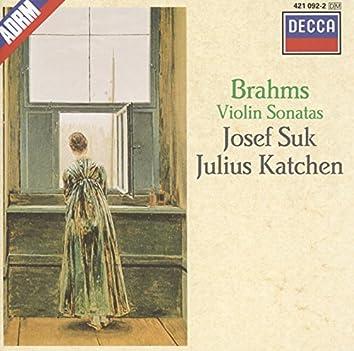 Brahms: Violin Sonatas Nos.1-3