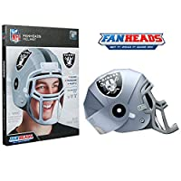 FanHeads - Wearable NFL Replica Helmets – Pick Your Team!, Oakland Raiders