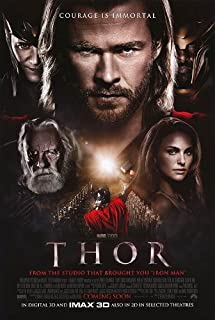 Best thor 2011 movie poster Reviews