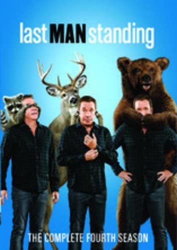 Last Man Standing The Complete Fourth Season product image