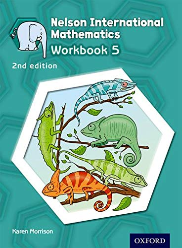 Nelson International Mathematics 5 - Workbook - 02Edition: Vol. 5