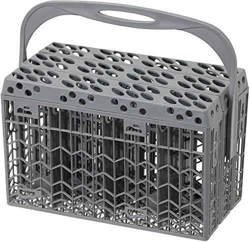 SPARES2GO Cesta para cubiertos compatible con lavavajillas Homeking HKF40W