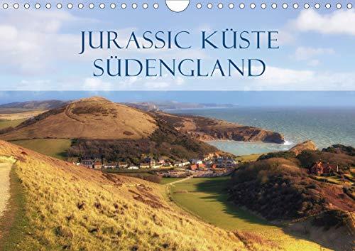 Jurassic Küste - Südengland (Wandkalender 2021 DIN A4 quer)