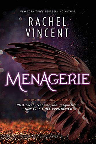 Menagerie (The Menagerie Series, 1)