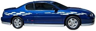 Monte Carlo 2000 2001 2002 2003 SS Super Sport Decals Stripes Kit 2004 2005 2006 - Silver