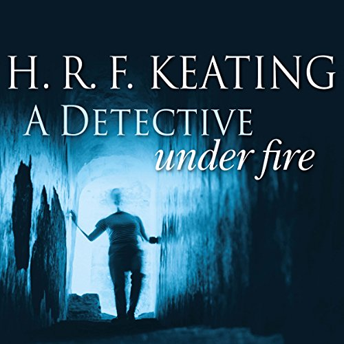 A Detective Under Fire audiobook cover art