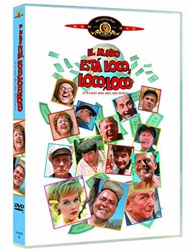 El Mundo Está Loco, Loco, Loco [DVD]