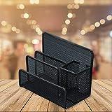 Immagine 2 seeyouagan black mesh portamatite da