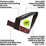 Zoom IMG-1 cinghie sollevamento pesi beast gear