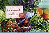 Heyes Küchenkalender 2017- XL Broschurkalender - Kalender 2017 - Heye-Verlag - Wandkalender mit Rezepten und Tipps - 45 cm x 30 cm (offen 45 cm x 60 cm)