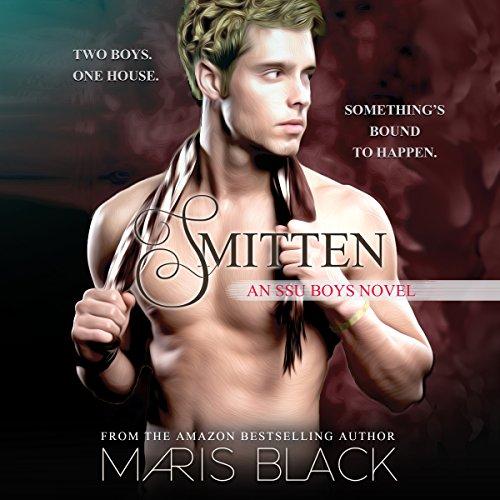 Smitten audiobook cover art