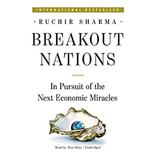 Breakout Nations audiobook cover art