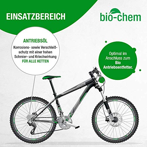 Bio-Chem Antriebsöl Chain Oil Kettenöl Fahrrad-Öl 30 ml - 4