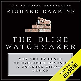 Page de couverture de The Blind Watchmaker