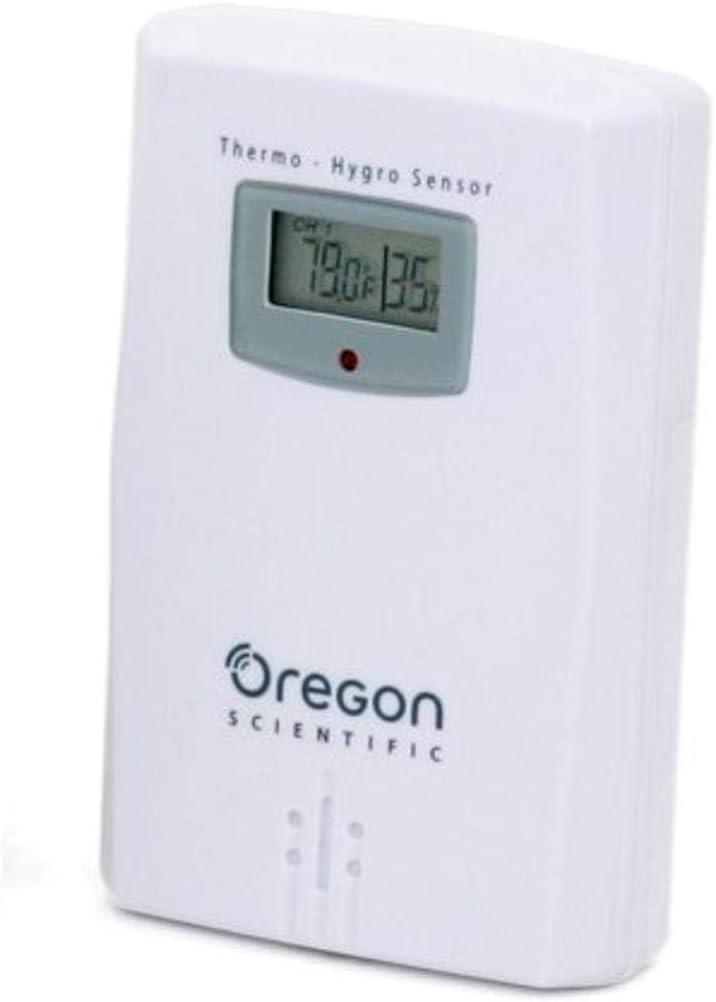 Oregon Scientific THGR122NX Water Resistant W LCD New York Mall Sensor Remote Super Special SALE held