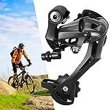 Desviador de Bicicleta, Transmisión de Bicicleta de Montaña de 9 Velocidades Desviador Compatible con Sistema de Transmisión Adecuado para Intervalos de Velocidad 28-34T