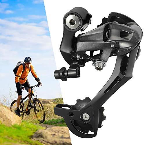 RD-M390 Cambio para Bicicleta, 9 Velocidades Cambio Desviador Trasero para MTB Montaña...