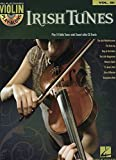 Violin Play-Along Volume 20: Irish Tunes: Play-Along, CD für Violine