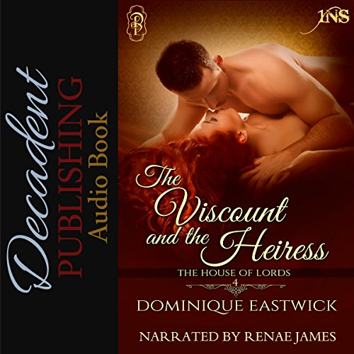 Couverture de The Viscount and the Heiress