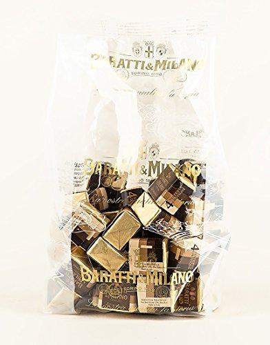 Cioccolato Cremino 4 Gusti Emozioni Baratti 500gr