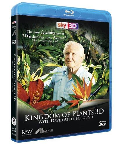 Kingdom of Plants in 3D (Blu-ray 3D)