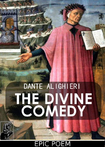 The Divine Comedy (Illustrated and Bilingual Edition) (English Edition)