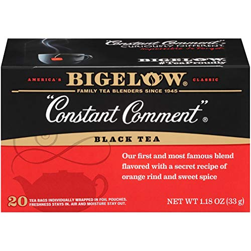 120-count Bigelow Constant Comment Black Tea Bags  $8.94 at Amazon