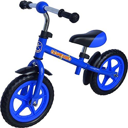 Lifefit Kinder Fahrrad Laufrad BAMBINO, Blau, 12 Zoll