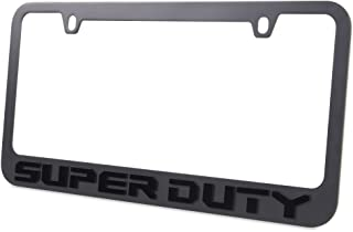 Best f150 license plate frame Reviews