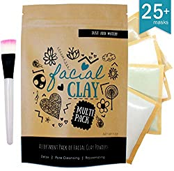 Cooling Lemon Mint Clay Mask for All Skin Types 5