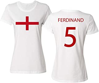 Best five rio ferdinand t shirt Reviews